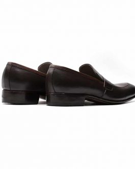 Elegent Brunette Loafers