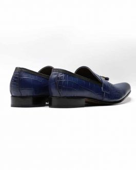 Royal Blue Loafers