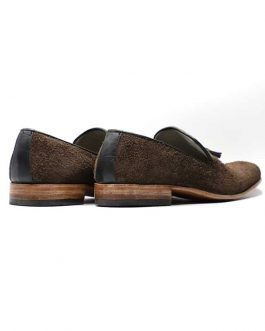 Smokey Seude Loafer