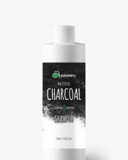 Natural Charcoal Cleansing and Purifying Shampoo
