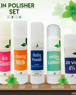 Mini Skin Polisher Set
