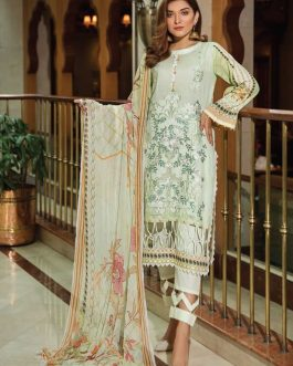 NHC-01 3PCs Luxury Lawn