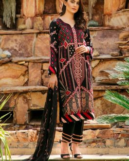 DH-011 – Embroidered Lawn Unstitched