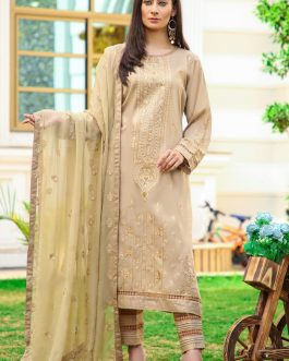 DH-016 – Embroidered Lawn Unstitched