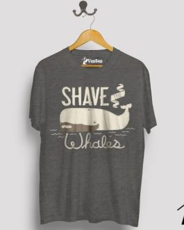 Shave The Whales Tee